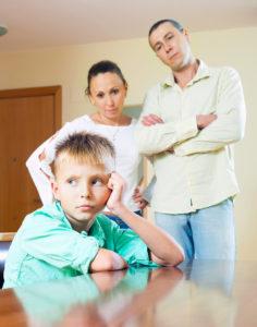 Incomprensioni con i figli